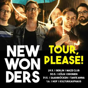 New Wonders Tour 2019